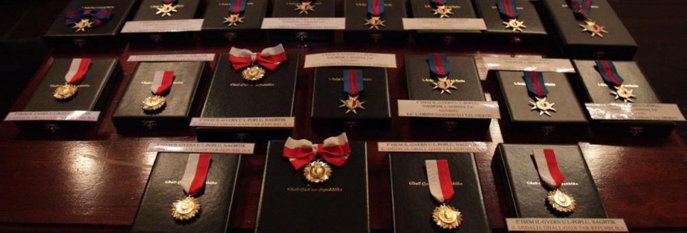 System of Honours and Awards